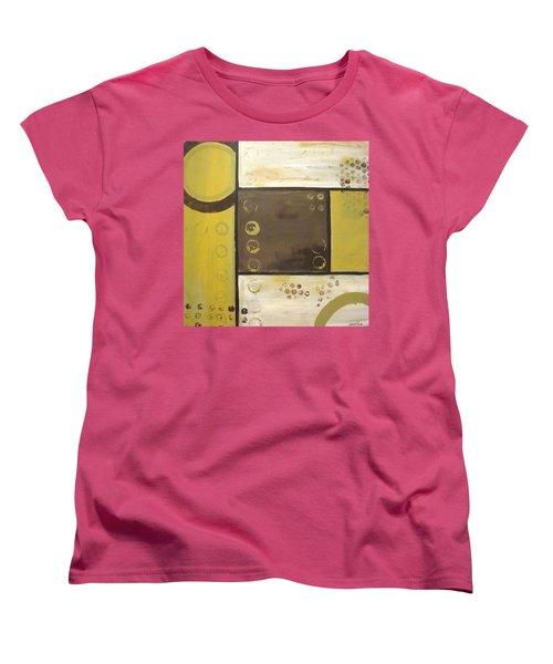 Industrial Circles No.2 Women's T-Shirt (Standard Cut) by Steven R Plout