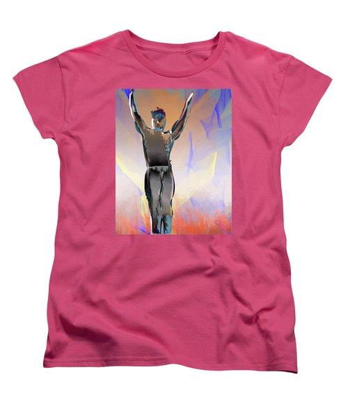 Inferno Survivor Women's T-Shirt (Standard Cut)