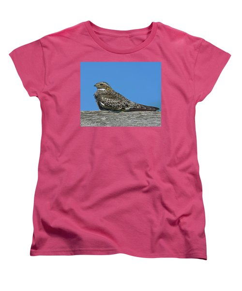 Women's T-Shirt (Standard Cut) featuring the photograph Into The Out by Tony Beck