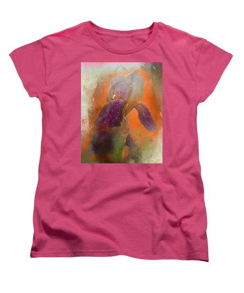 Iris Resubmit Women's T-Shirt (Standard Cut) by Jeff Burgess