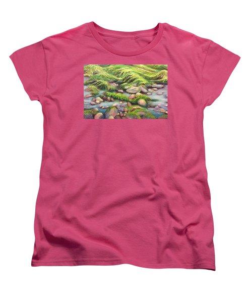 Irish Seas Women's T-Shirt (Standard Cut)