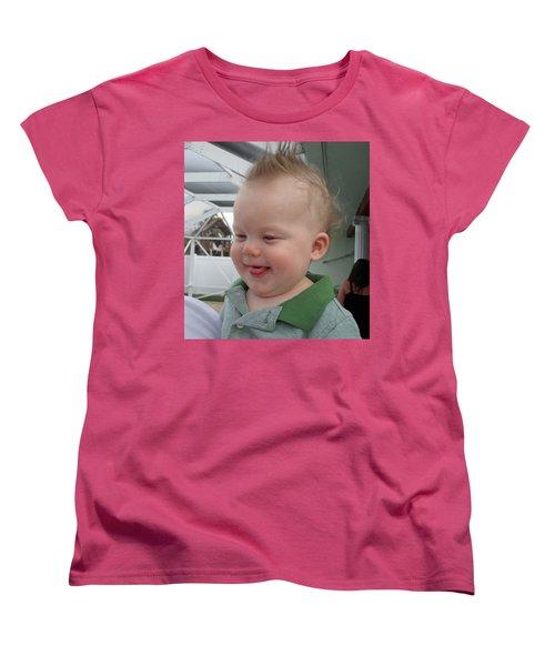 I've Got A Secret Women's T-Shirt (Standard Cut) by Val Oconnor
