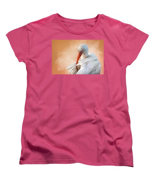 I've Got An Itch Women's T-Shirt (Standard Cut) by Cyndy Doty