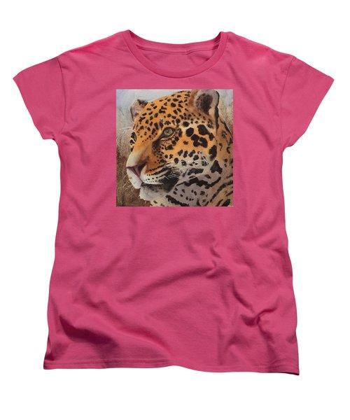 Jaguar Women's T-Shirt (Standard Cut)