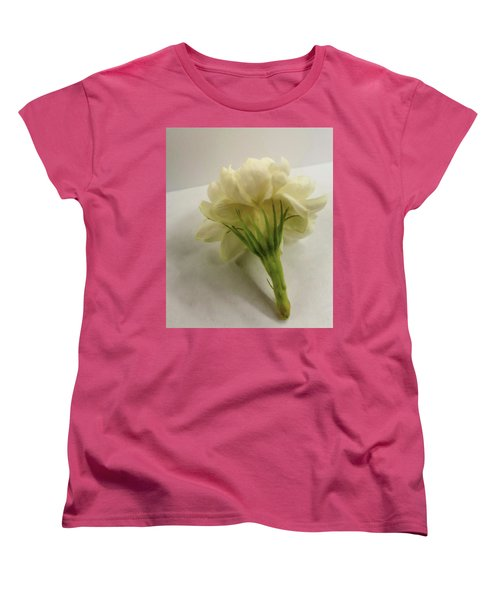 Women's T-Shirt (Standard Cut) featuring the photograph Jasmine by Bruce Carpenter
