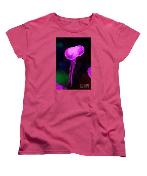 Jellies Women's T-Shirt (Standard Cut) by Gary Bridger