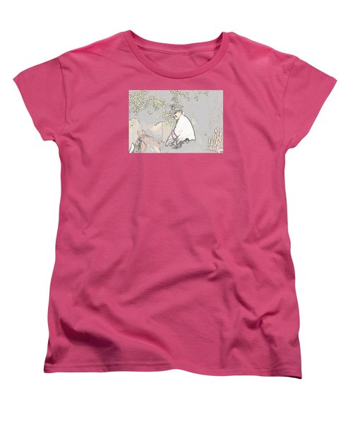 Jidai Matsuri Xx Women's T-Shirt (Standard Cut) by Cassandra Buckley