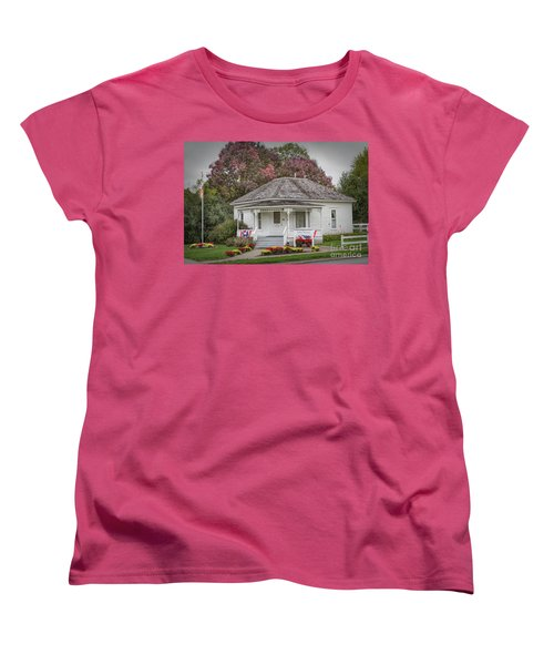 John Wayne Birthplace Women's T-Shirt (Standard Cut)