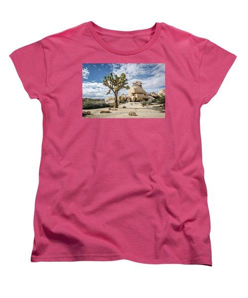 Joshua Tree No.2 Women's T-Shirt (Standard Cut)