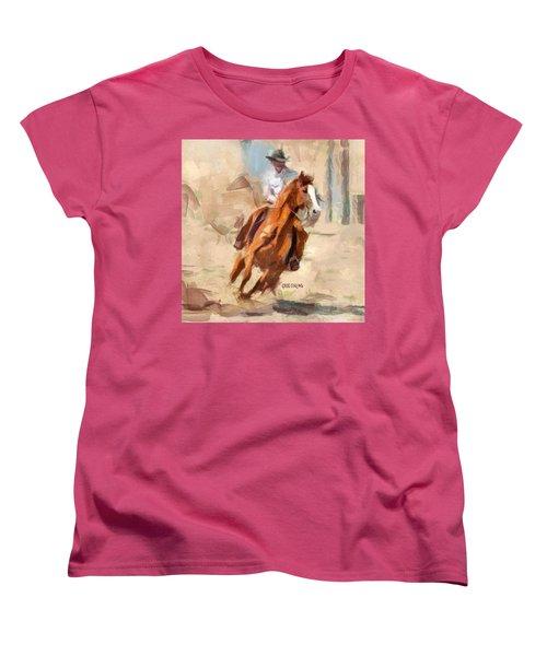 Joy Ride Women's T-Shirt (Standard Cut) by Greg Collins