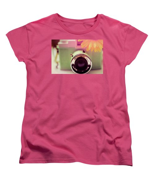 Just A Dreamer  Women's T-Shirt (Standard Cut) by Terry DeLuco