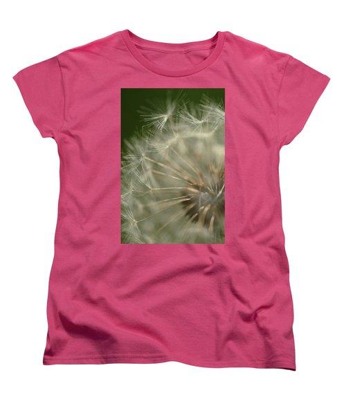 Just A Weed Women's T-Shirt (Standard Cut) by Michael McGowan