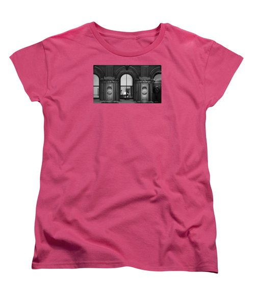 Just Grand Women's T-Shirt (Standard Cut) by Stephen Flint