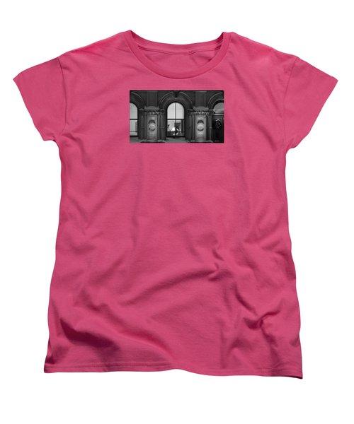 Just Grand Women's T-Shirt (Standard Cut) by Stephen Flint