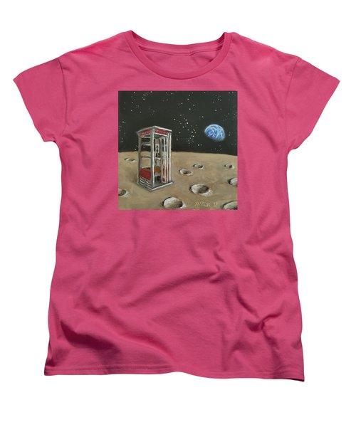 Just In Case  Women's T-Shirt (Standard Cut)