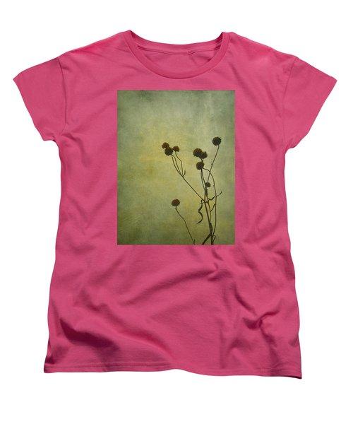 Just Weeds . . . Women's T-Shirt (Standard Cut) by Judi Bagwell