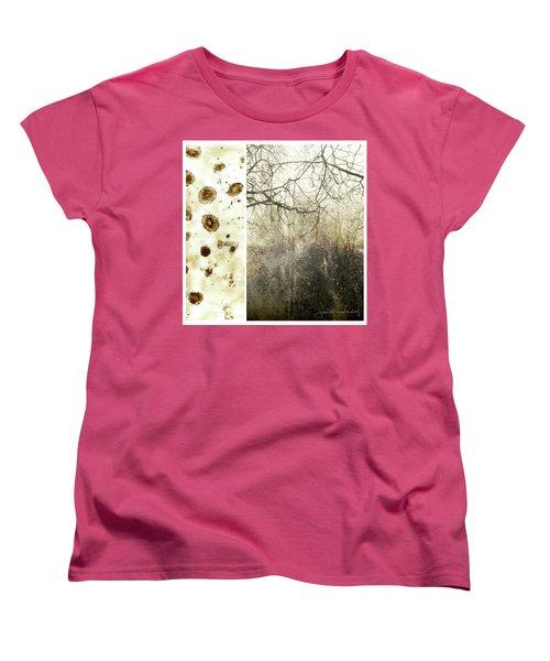 Juxtae #17 Women's T-Shirt (Standard Cut)