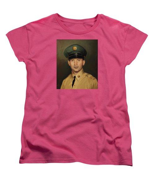 Kenneth Beasley Women's T-Shirt (Standard Cut)