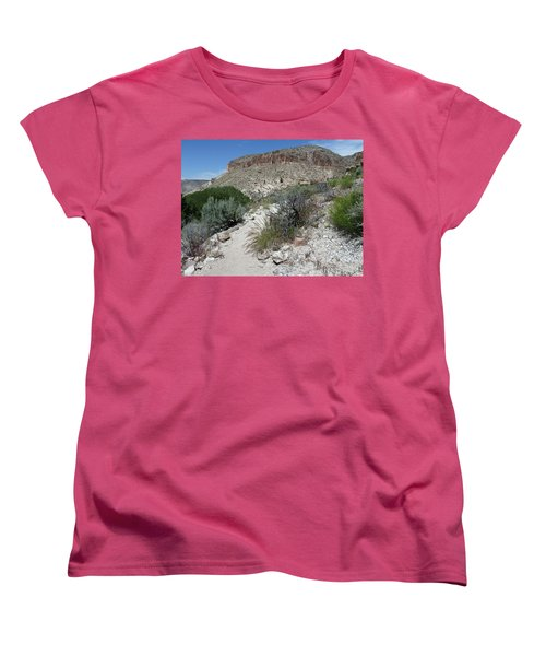 Kershaw-ryan State Park Women's T-Shirt (Standard Cut) by Joel Deutsch