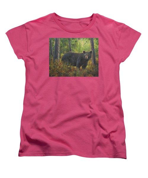 King Of His Domain Women's T-Shirt (Standard Cut)