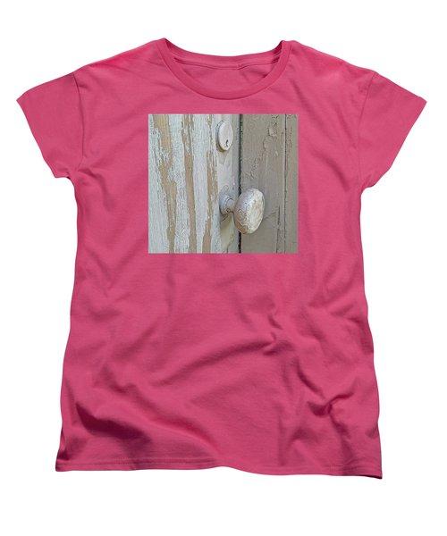 Knob Nostalgia Women's T-Shirt (Standard Cut) by Suzy Piatt