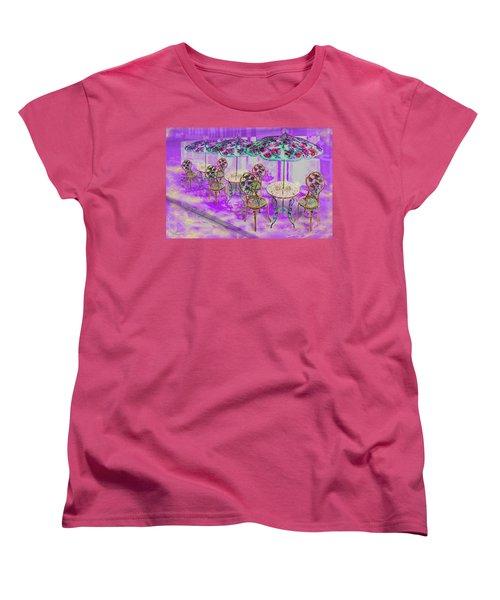 La Ville Lumiere Women's T-Shirt (Standard Cut)