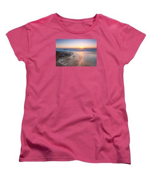 Laguna Beach  Women's T-Shirt (Standard Cut) by Catherine Lau