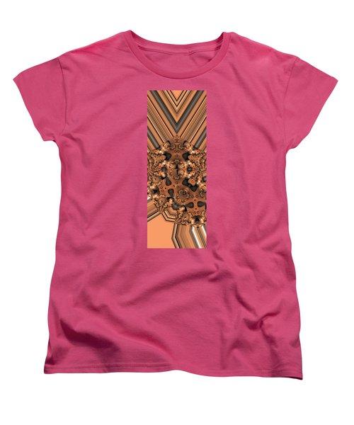 Lamp Light 3 Women's T-Shirt (Standard Cut) by Ron Bissett