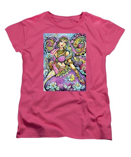 Laneenia Women's T-Shirt (Standard Cut) by Eva Campbell