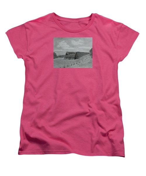 Lazy  Days  Women's T-Shirt (Standard Cut)