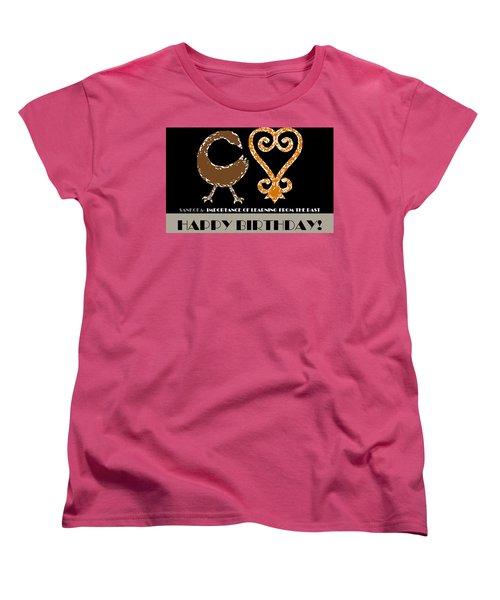 Learning Women's T-Shirt (Standard Cut)