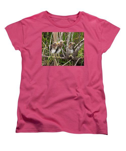 Learning To Be Self Sufficient Women's T-Shirt (Standard Cut) by Lamarre Labadie