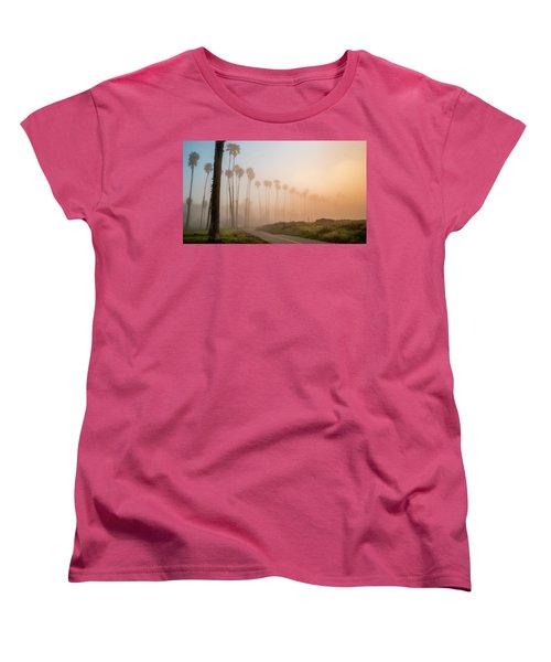 Lighter Longer Women's T-Shirt (Standard Cut) by Sean Foster
