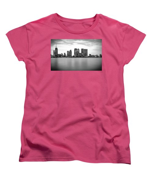 London Docklands Women's T-Shirt (Standard Cut) by Martin Newman