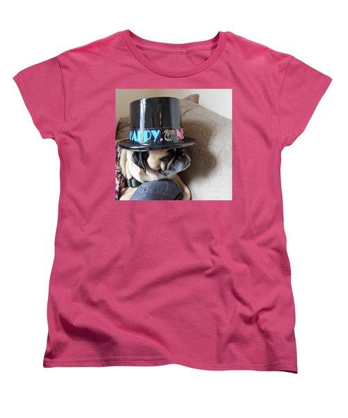 Looking Forward Women's T-Shirt (Standard Cut)