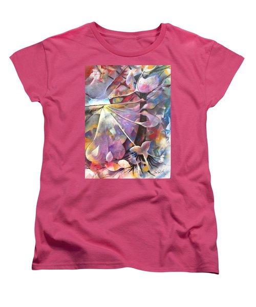 Lost Butterflys Women's T-Shirt (Standard Cut)