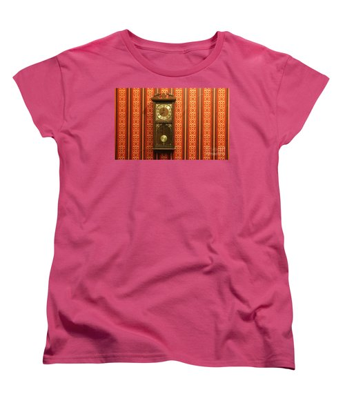 Women's T-Shirt (Standard Cut) featuring the photograph Lost In Time And Space by Stephen Mitchell