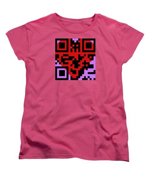 Love Women's T-Shirt (Standard Cut) by Ismael Cavazos