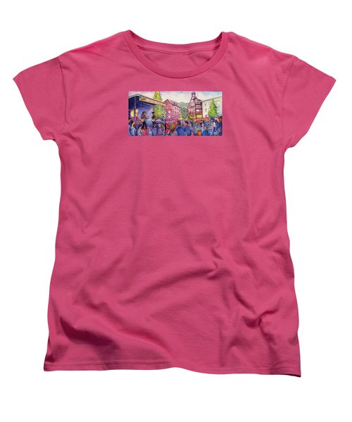 Lukas Nelson And Promise Of The Real Women's T-Shirt (Standard Cut)