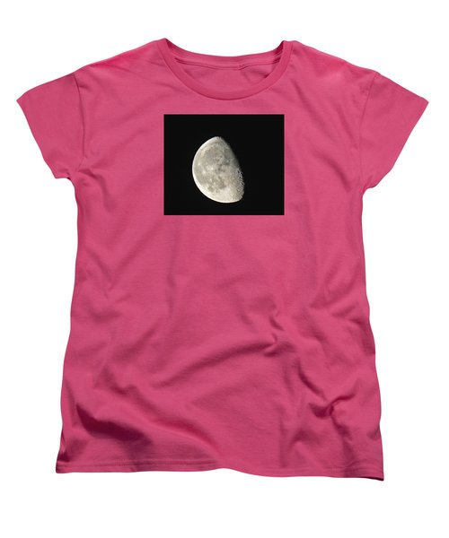 Lunar Delight Women's T-Shirt (Standard Cut) by Brian Chase
