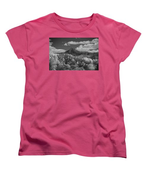 Majestic Peak Women's T-Shirt (Standard Cut) by Vicki Pelham