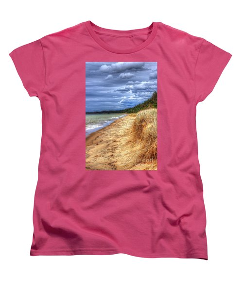 Magoon Creek North Women's T-Shirt (Standard Cut) by Randy Pollard