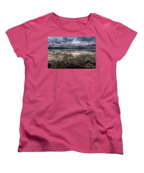 Manifestation  Women's T-Shirt (Standard Cut) by Mitch Shindelbower