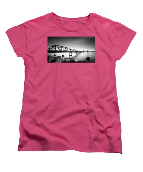 Martin Bridge 6666 Women's T-Shirt (Standard Cut) by Kevin Chippindall
