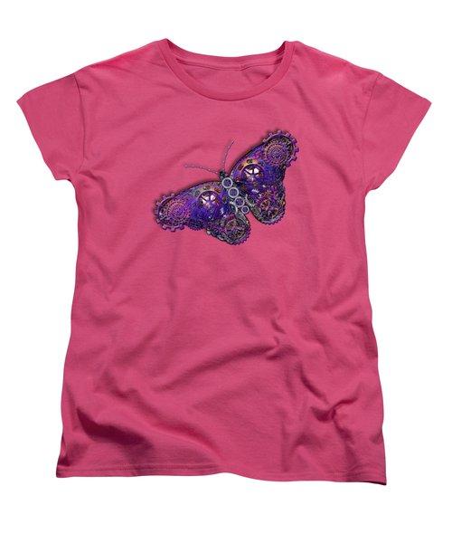 Mecha Imago Women's T-Shirt (Standard Cut) by Iowan Stone-Flowers