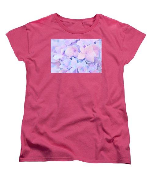 Mellifluence Women's T-Shirt (Standard Cut) by Iryna Goodall