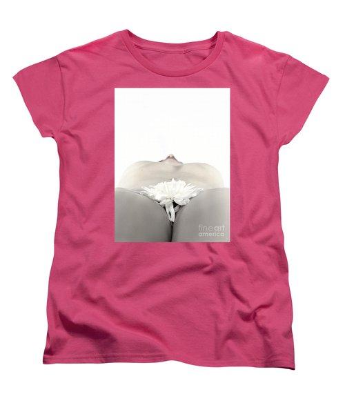 Midday Bloom Women's T-Shirt (Standard Cut) by Robert WK Clark