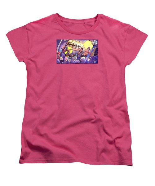 Miles Guzman Band Women's T-Shirt (Standard Cut)