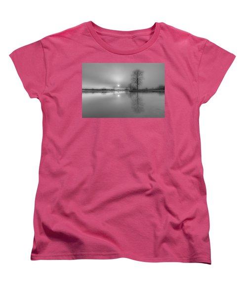 Milktoast Women's T-Shirt (Standard Cut) by Everet Regal