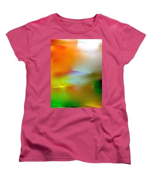Misty Waters Women's T-Shirt (Standard Cut)